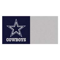 Dallas CowboysFANMATS NFL Carpet Tiles