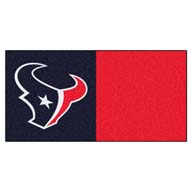 Houston TexansFANMATS NFL Carpet Tiles