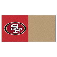 San Francisco 49ersFANMATS NFL Carpet Tiles