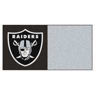 Oakland RaidersFANMATS NFL Carpet Tiles