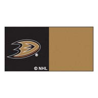 Anaheim Ducks FANMATS NHL Carpet Tiles