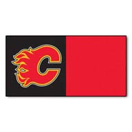 Calgary FlamesFANMATS NHL Carpet Tiles
