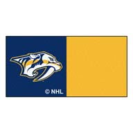 Nashville Predators FANMATS NHL Carpet Tiles