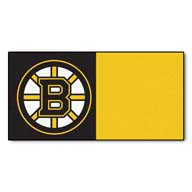 Boston BruinsFANMATS NHL Carpet Tiles