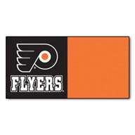 Philadelphia Flyers FANMATS NHL Carpet Tiles