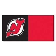 New Jersey Devils FANMATS NHL Carpet Tiles