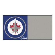 Winnipeg JetsFANMATS NHL Carpet Tiles