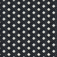 CharcoalJoy Carpets Diamond Lattice Carpet