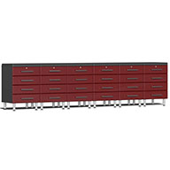 Ruby Red MetallicUlti-MATE Garage 2.0 8-PC Workstation - Drawers