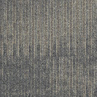Pebble SkyShaw Rendered Lines Carpet Tile