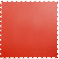 Red 7mm Smooth Flex Tiles