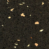 "Brown/Tan 3/8"" Reactive Rubber Tiles"