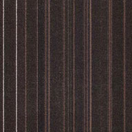 Chocolate Joy Carpets Parallel Carpet Tile