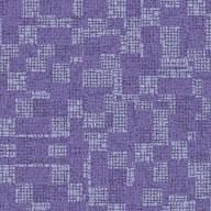Purple Joy Carpets Prism Carpet Tile