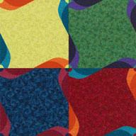 Pinwheel Joy Carpets Pinwheel Carpet Tile