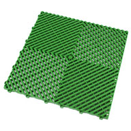 Turf GreenRibtrax Tiles