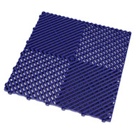 Royal BlueRibtrax Tiles