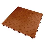 Chocolate Brown Diamondtrax Tiles