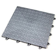 Gunmetal Coin Grid-Loc Tiles™
