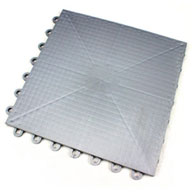 Silver Smooth Ultra-Loc Tiles