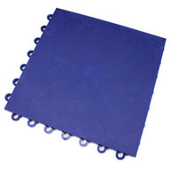 Blue Smooth Ultra-Loc Tiles