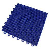 Blue Vented Ultra-Loc Tiles