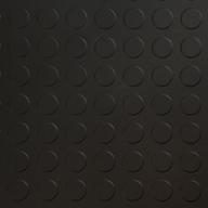Black 6.5mm Coin Flex Tiles