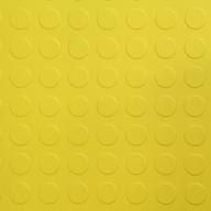Yellow 6.5mm Coin Flex Tiles