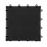 Black Smooth Grip-Loc Tiles