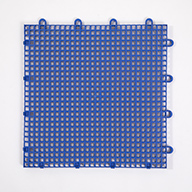 Royal Blue Smooth Grip-Loc Tiles