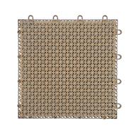 Beige Designer Grip-Loc Tiles