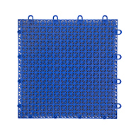 Royal BlueDesigner Grip-Loc Tiles
