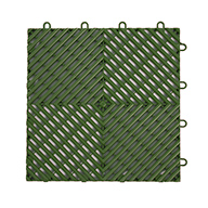 GreenVented Grip-Loc Tiles