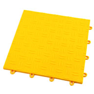 Rally YellowDiamond Grid-Loc Tiles™
