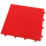 Victory Red Diamond Grid-Loc Tiles™