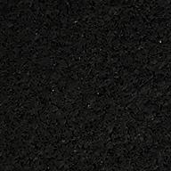 Black Eco-Lock Rubber Tiles