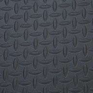 "Black 5/8"" Diamond Soft Tiles"