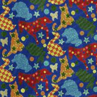 Multi Joy Carpets Animal Crackers Kids Rug