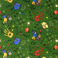 Joy Carpets Scribbles High Quality Kids Play Mats