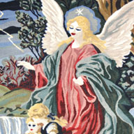 MultiJoy Carpets Guardian Angel Kids Rug