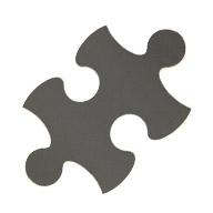 Grey Puzzle Mats