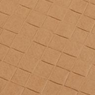 Khaki GelPro Mats - Basketweave
