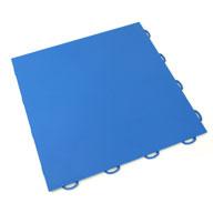 Blue Smooth Surface Tile - Remnants