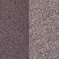 Brown Color Block Mat