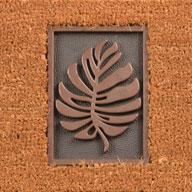 Leaf Cocoa Leaf Mat