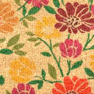 Spring Daisies Spring Daisies Coir Doormat