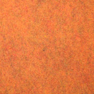 Zesty Orange Svelte Carpet Tile