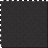 Black 6.5mm Diamond Flex Tiles