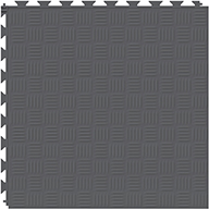 Dark Gray 6.5mm Diamond Flex Tiles