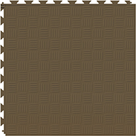 Chocolate 6.5mm Diamond Flex Tiles